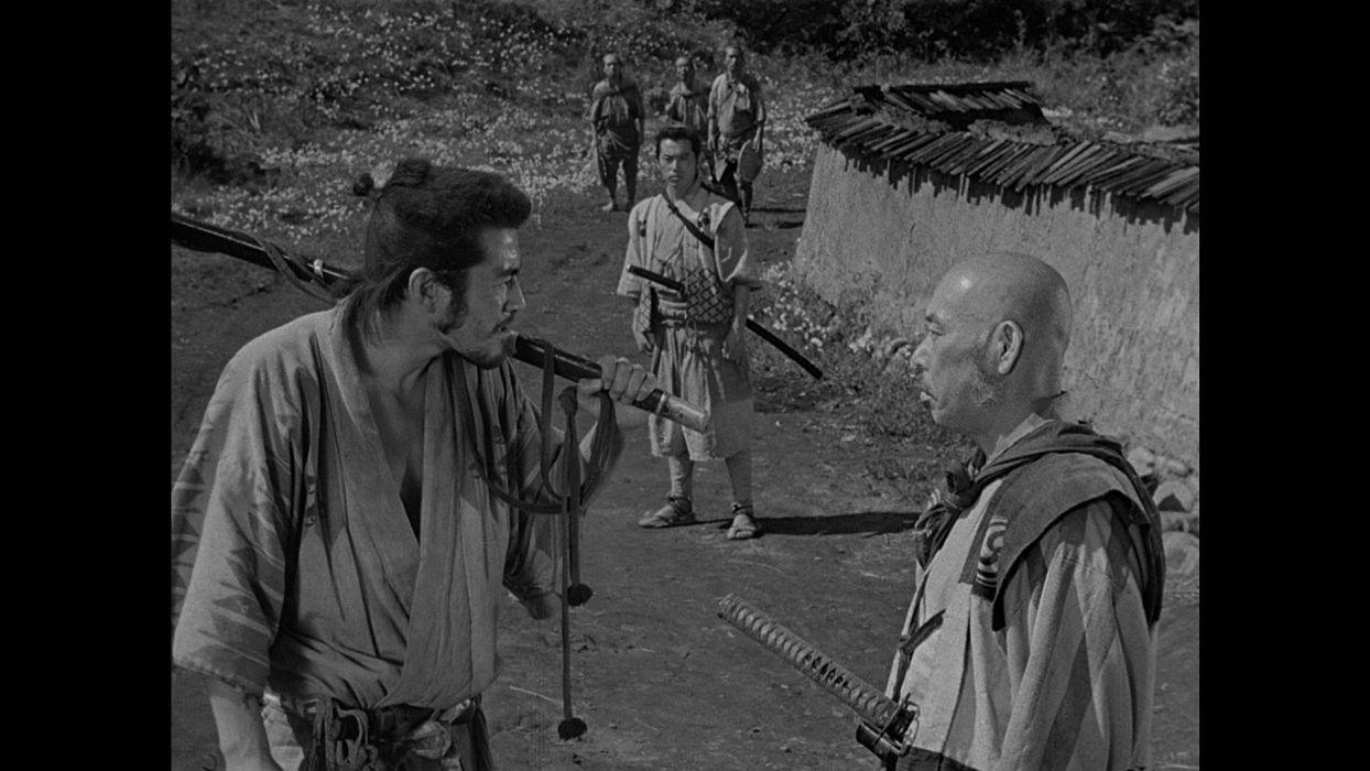 The Seven Samurai martial arts warrior j wallpaper