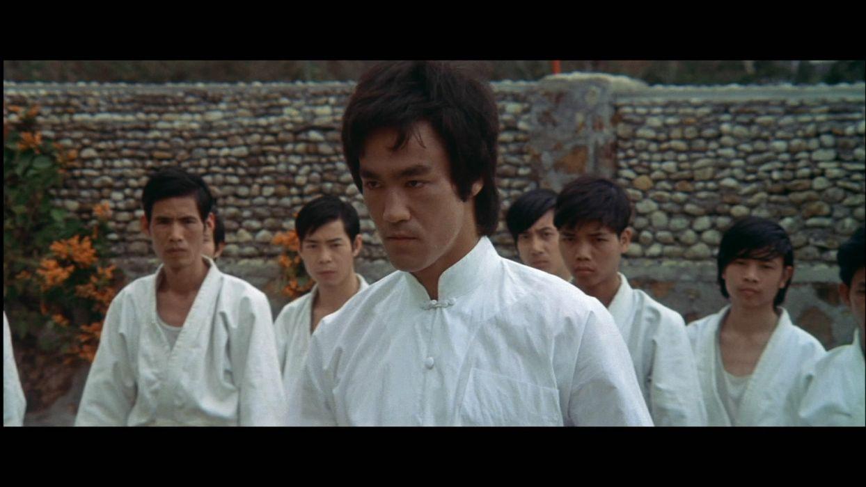 ENTER THE DRAGON bruce lee martial arts movie   eq wallpaper