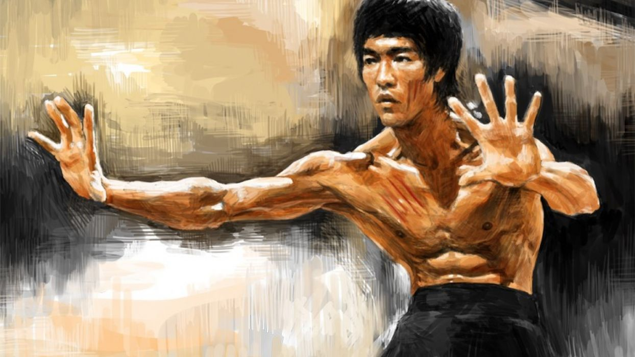 ENTER THE DRAGON bruce lee martial arts movie warrior     g wallpaper