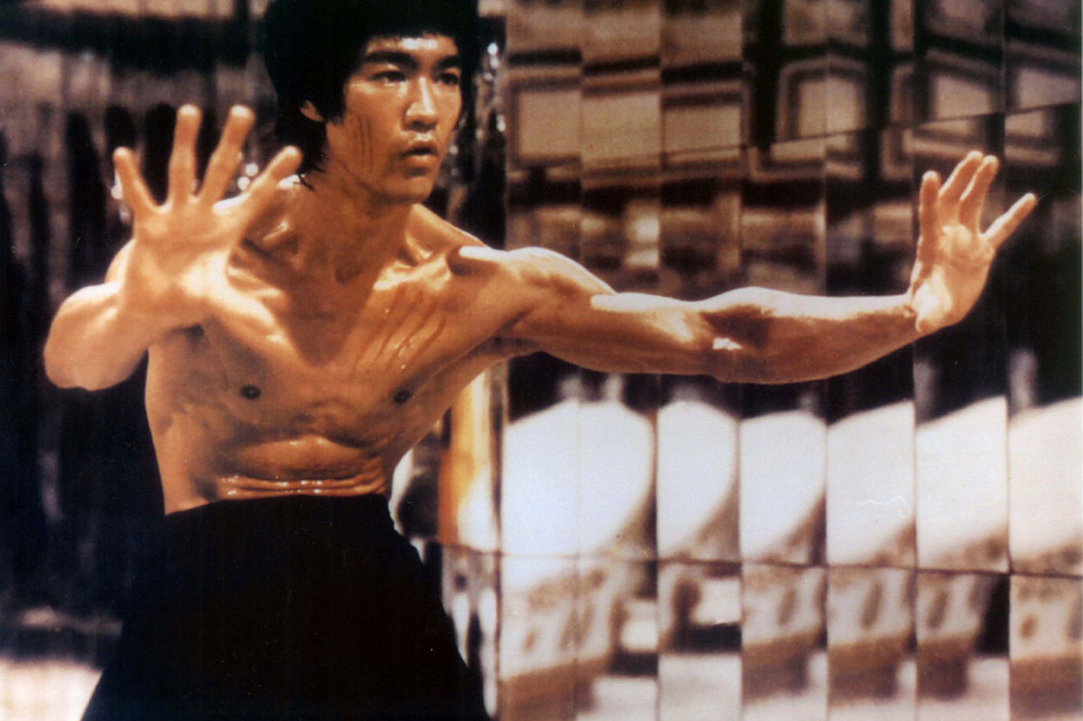 Bruce Lee Wallpaper Enter The Dragon Bruce lee dragon