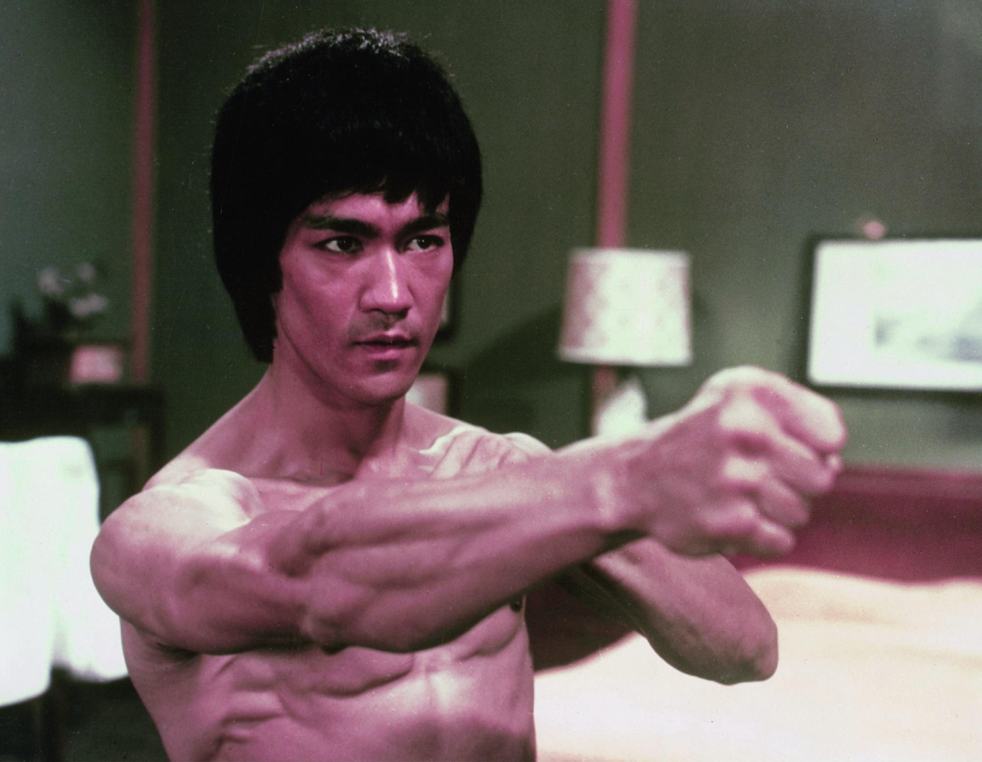 Bruce Lee Wallpaper Enter The Dragon F de d   b d bd f f   ac