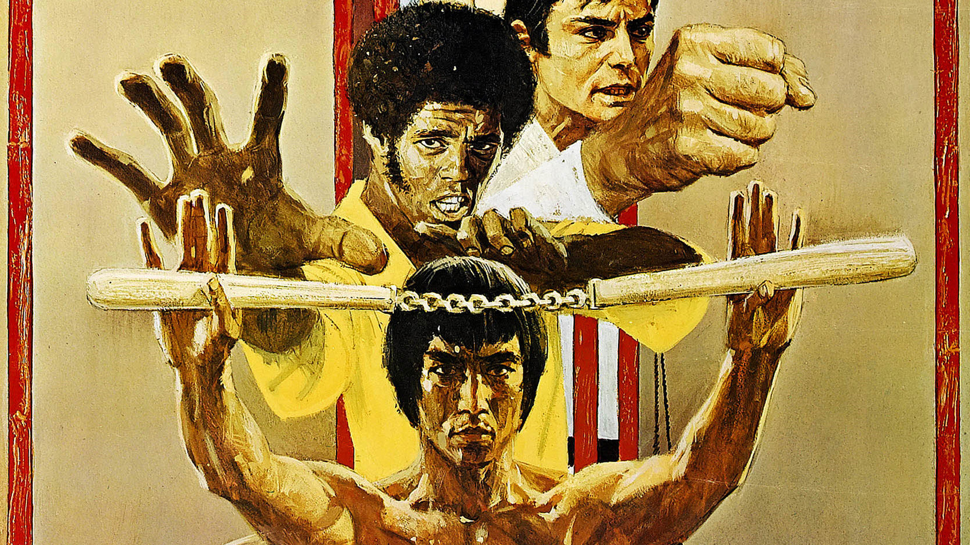 Lee Enter Enter The Dragon Bruce Lee