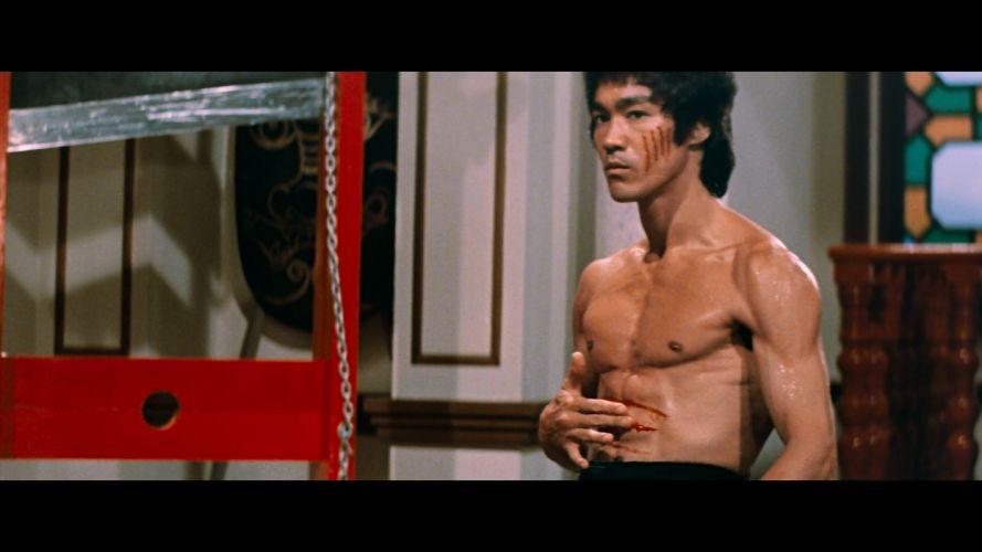 ENTER THE DRAGON bruce lee martial arts movie warrior blood h wallpaper