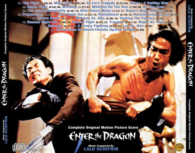ENTER THE DRAGON bruce lee martial arts movie warrior poster f wallpaper