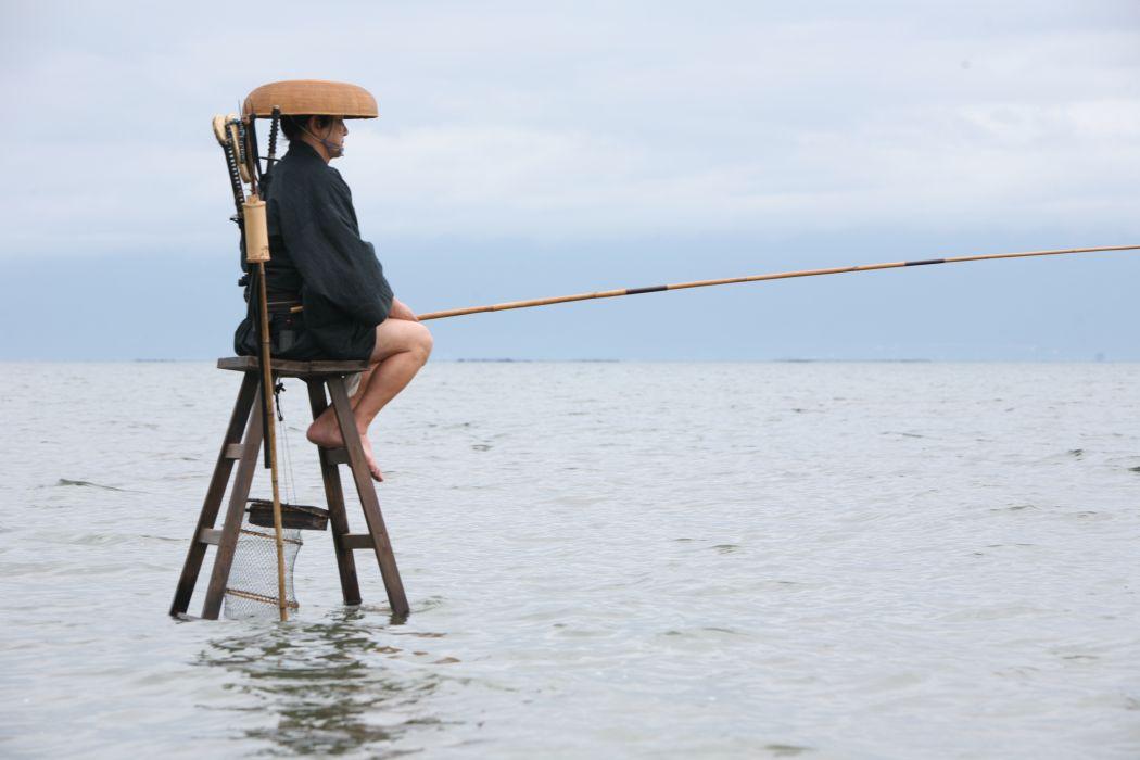 13 ASSASSINS martial arts fishing        g wallpaper