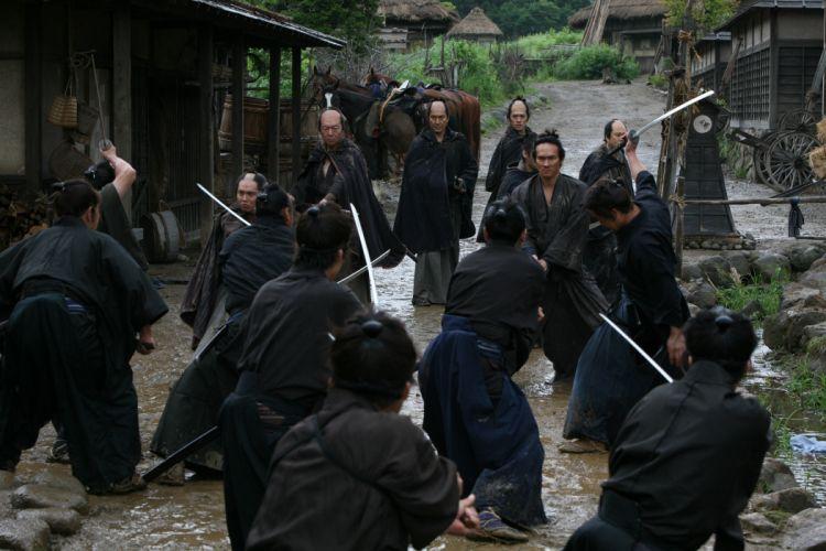 13 ASSASSINS martial arts samurai warrior katana battle v wallpaper