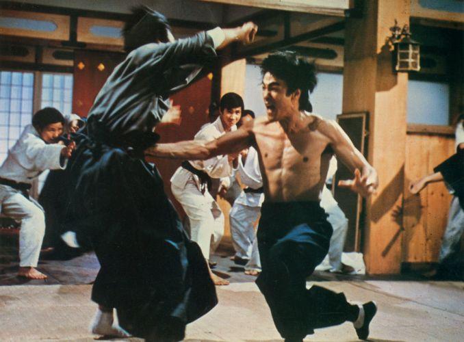 FIST OF FURY martial arts bruce lee s wallpaper