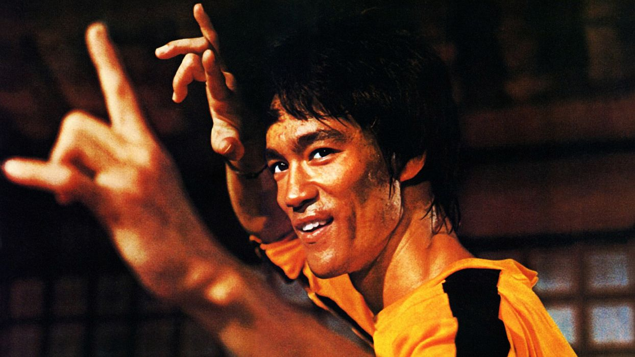 GAME OF DEATH martial arts bruce lee          f wallpaper