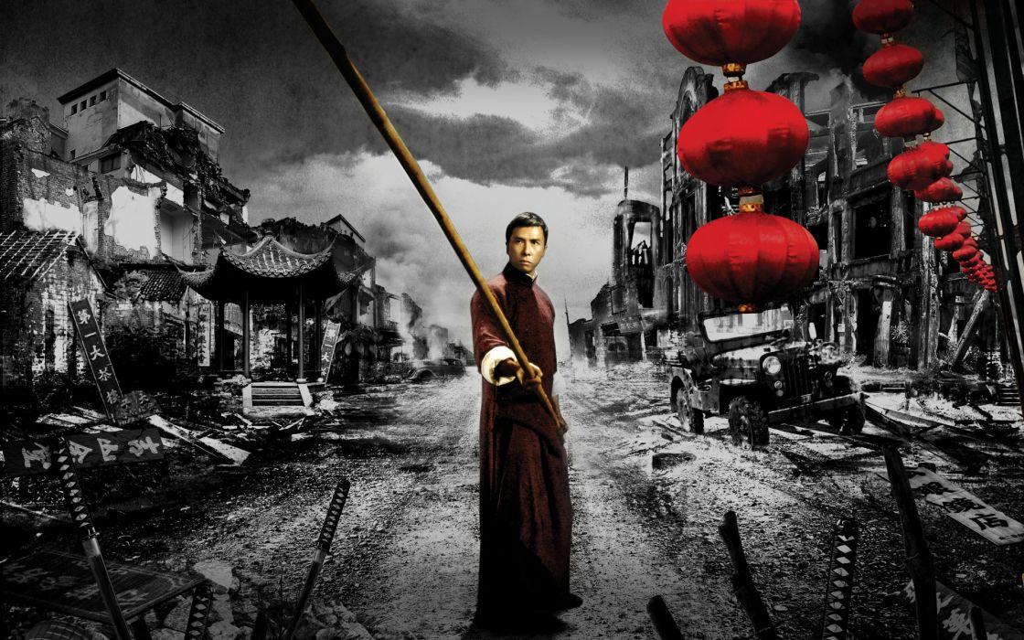 IP MAN martial arts ip-man tw wallpaper