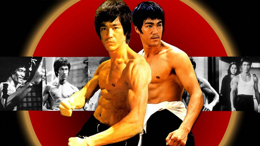 THE CHINESE CONNECTION martial arts bruce lee poster g wallpaper