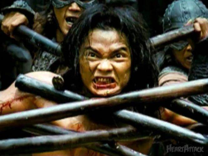 ONG-BAK martial arts ong bak dark y wallpaper