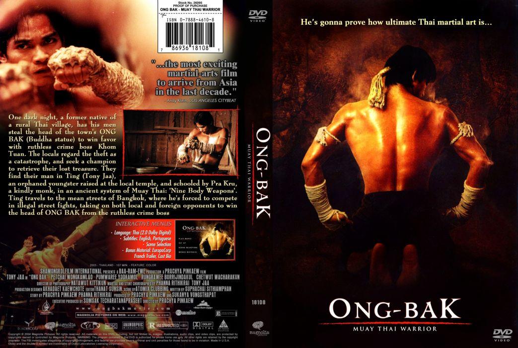 ONG-BAK martial arts ong bak poster    f wallpaper