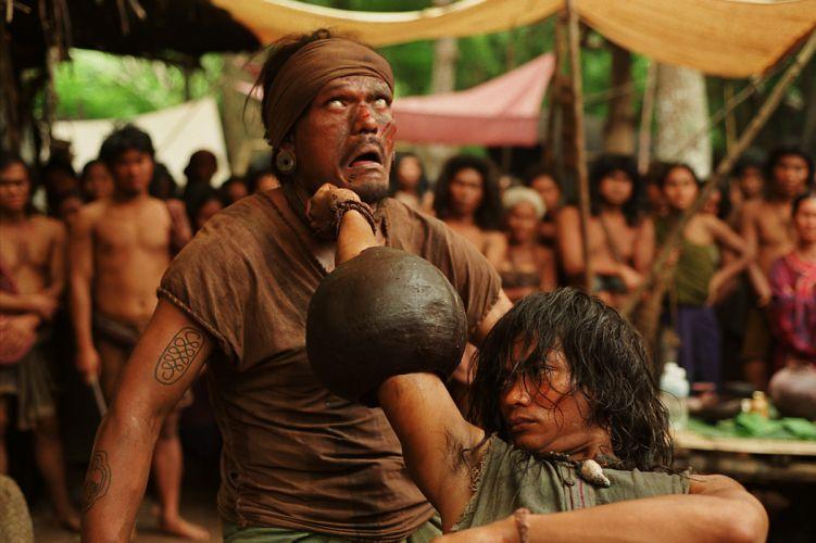 ONG-BAK martial arts ong bak tony jaa warrior battle hr wallpaper