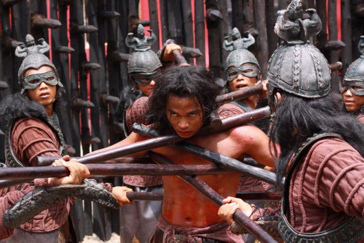 ONG-BAK martial arts ong bak tony jaa warrior fantasy h wallpaper