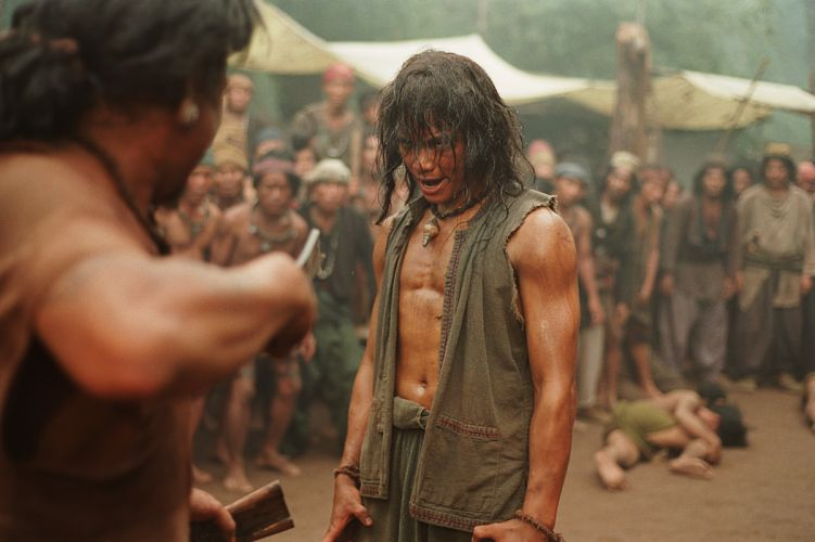 ONG-BAK martial arts ong bak tony jaa warrior battle g wallpaper