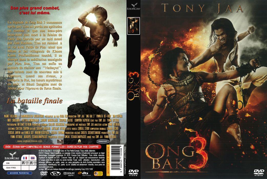 zONG-BAK martial arts ong bak poster french     g wallpaper