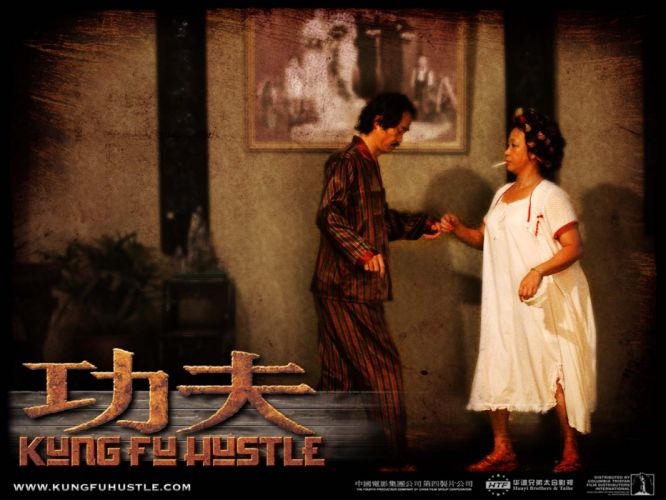 an analysis of stephen chows movie kung fu hustle Watch video  kung fu hustle - stephen chow - action comedy film kung fu hustle is a 2004 hong kong-chinese martial arts action comedy film, directed, co-produced and co-written by stephen chow, who also stars in the lead role.