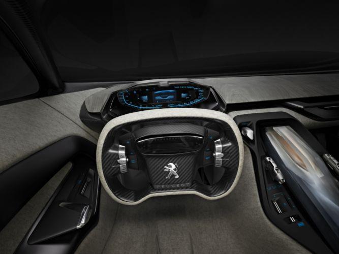Peugeot Onyx Concept wallpaper