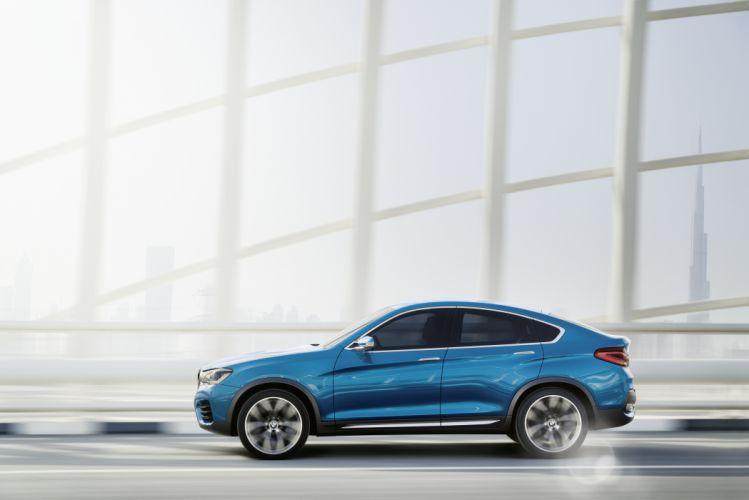 BMW Concept X4 wallpaper