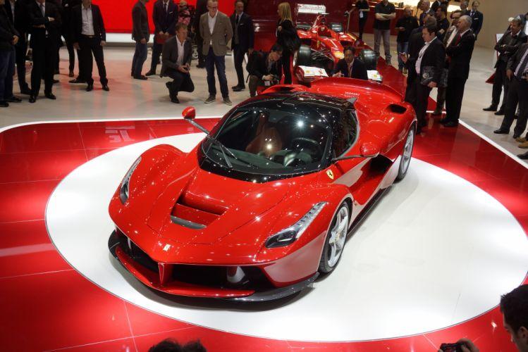 2014 Ferrari LaFerrari wallpaper