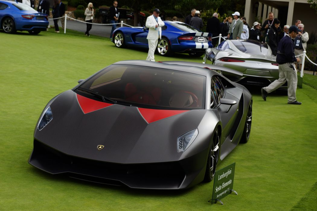 Lamborghini Sesto Elemento Wallpaper 4500x3000 170359 Wallpaperup