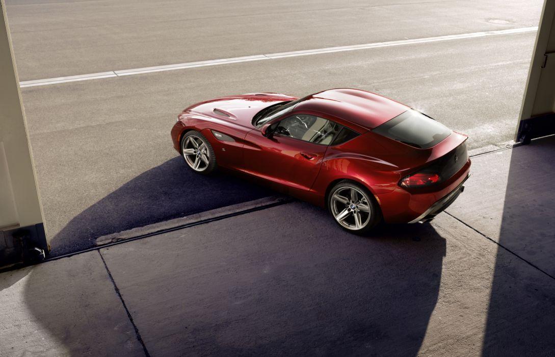BMW Zagato CoupA wallpaper
