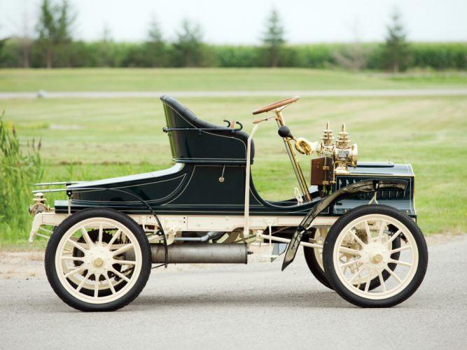 1905 Cadillac Model-E Runabout retro luxury h wallpaper