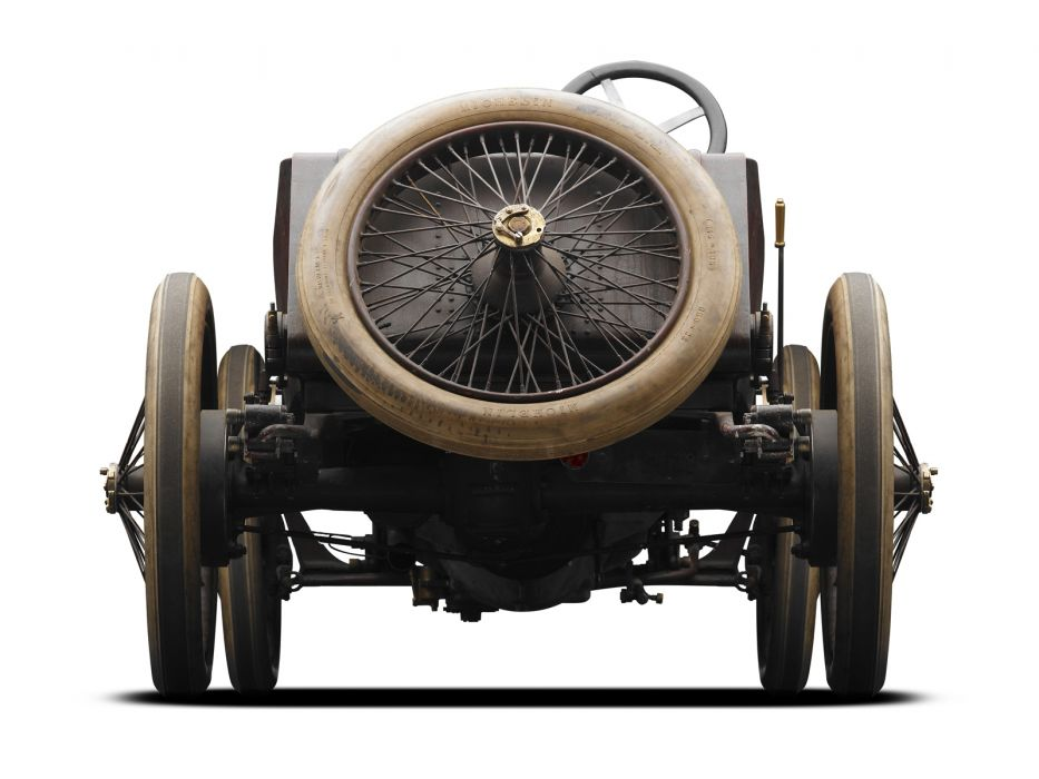 1911 Hispano Suiza Alfonso XIII Voiturette (45CR) retro race racing wheel     h wallpaper