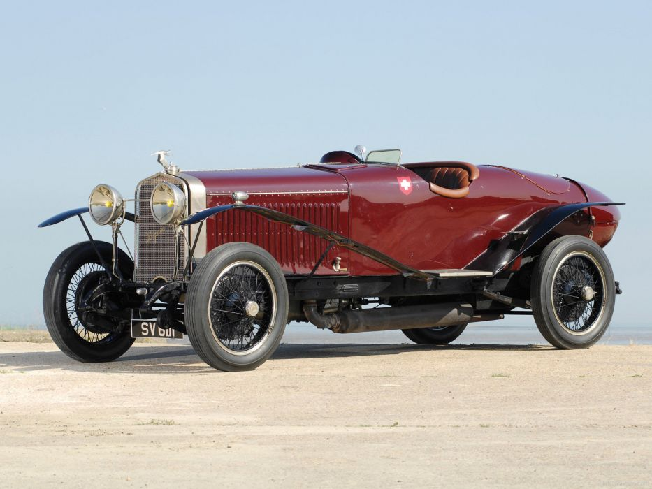 1922 Hispano Suiza H6B Boulogne retro race racing        h wallpaper