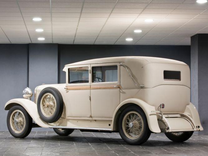 1922 Hispano Suiza T49 by Weymann retro h wallpaper