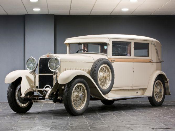1922 Hispano Suiza T49 by Weymann retro j wallpaper