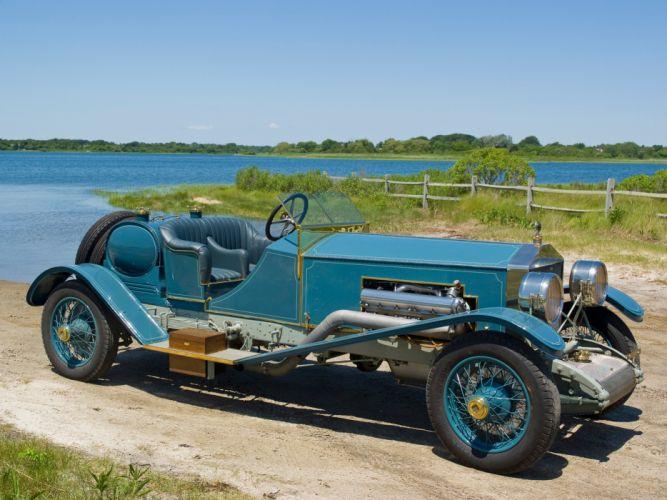 1927 Hispano Suiza Rolls Royce Phantom I Special Speedster retro racing race h wallpaper