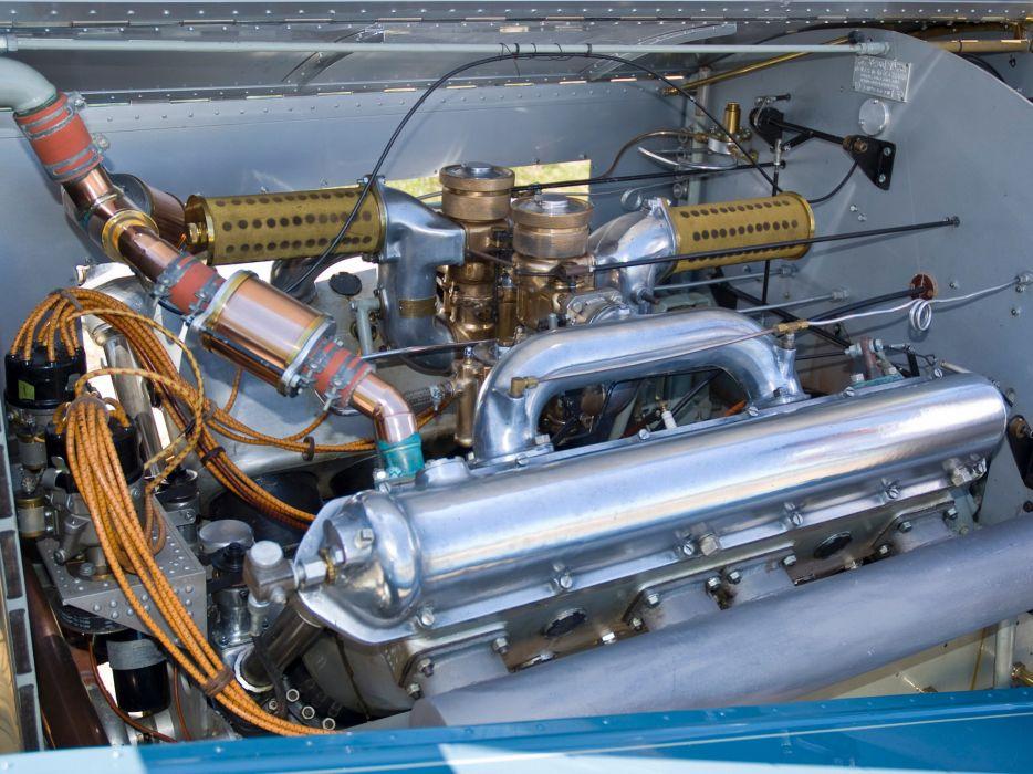 1927 Hispano Suiza Rolls Royce Phantom I Special Speedster retro racing race engine     h wallpaper
