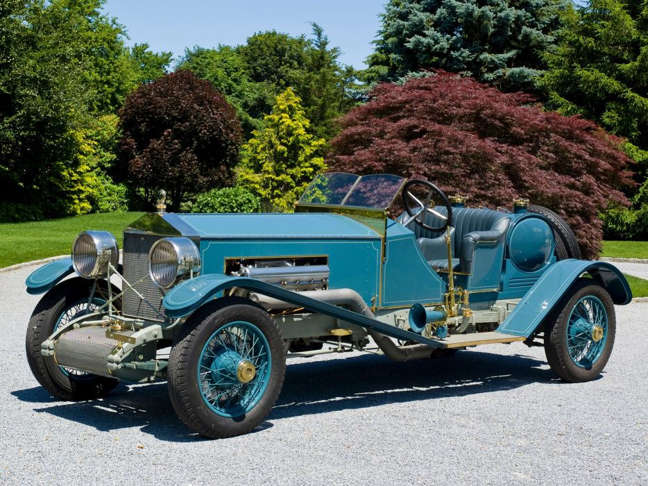 1927 Hispano Suiza Rolls Royce Phantom I Special Speedster retro racing race   hs wallpaper