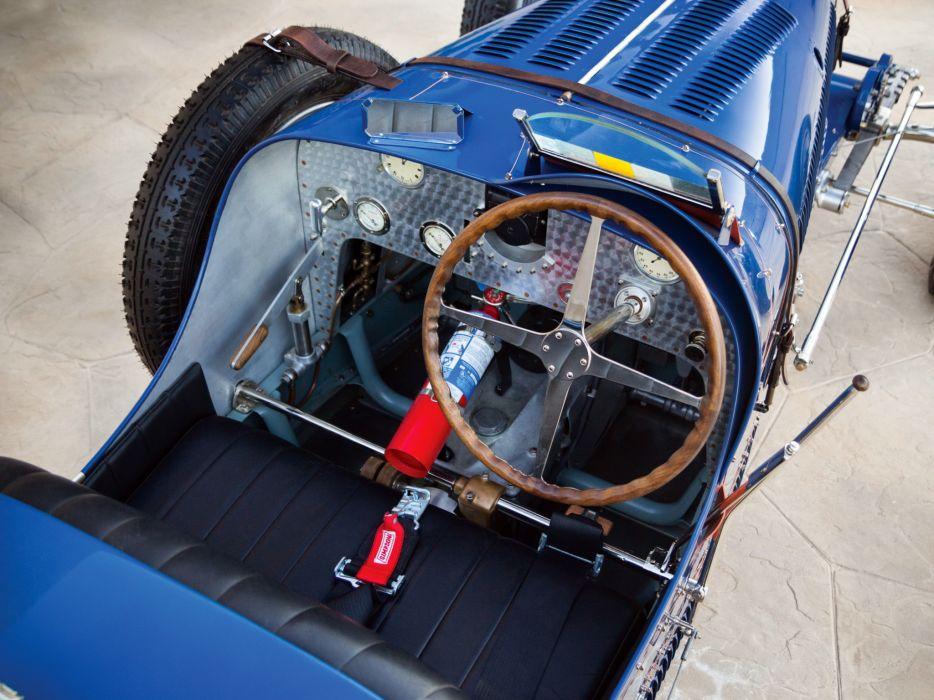 1930 Bugatti Type-35 retro race racing interior       g wallpaper