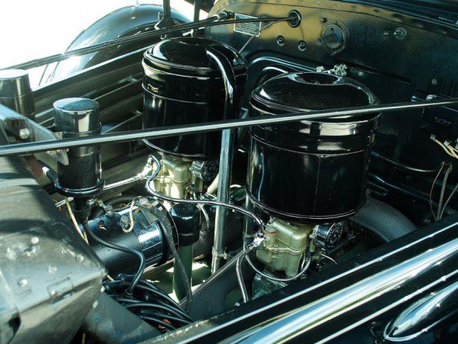 1938 Cadillac V16 Series-90 Sedan by Fleetwood retro luxury engine h wallpaper