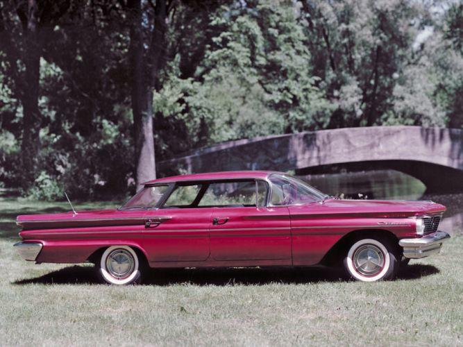 1960 Pontiac Catalina Vista Hardtop Sedan (2139) classic g wallpaper