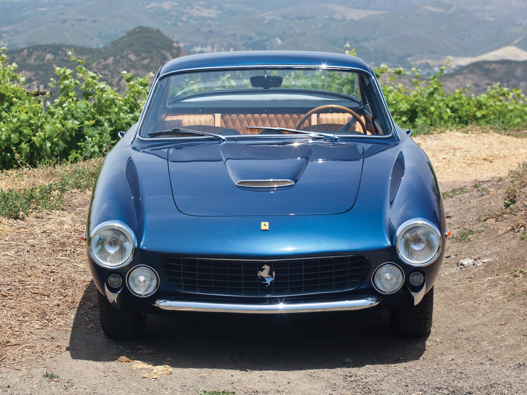 1963 Ferrari 250 Gt Berlinetta Lusso Classic Supercar G T Re