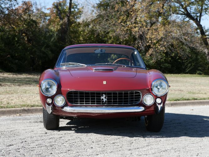 1963 Ferrari 250 GT Berlinetta Lusso classic supercar g-t f wallpaper
