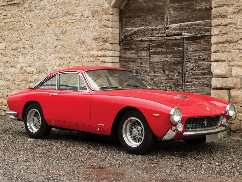 1963 Ferrari 250 Gt Berlinetta Lusso Classic Supercar G T E Wallpaper 2048x1536 170777 Wallpaperup