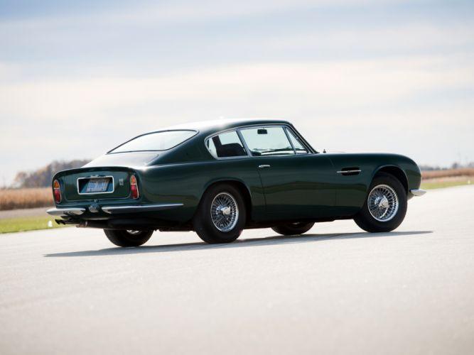 1969 Aston Martin DB6 Vantage (MkII) classic fs wallpaper