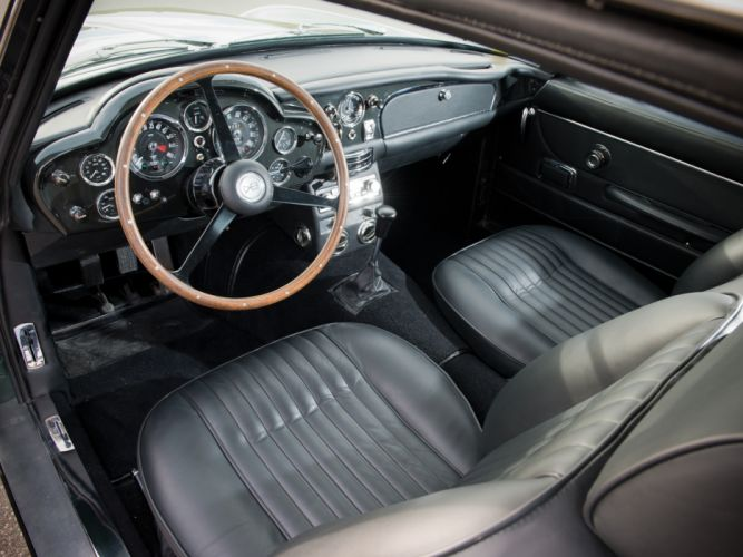 1969 Aston Martin DB6 Vantage (MkII) classic interior g wallpaper