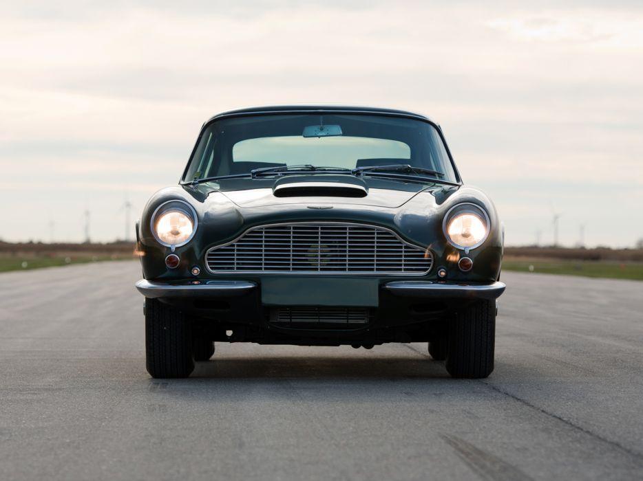 1969 Aston Martin DB6 Vantage (MkII) classic   fu wallpaper