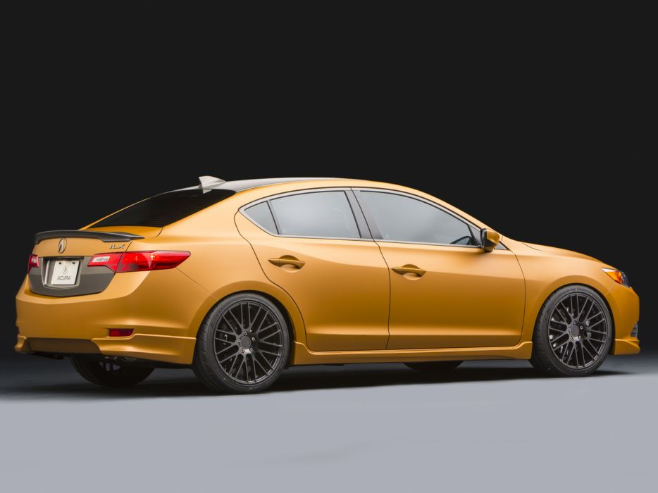 2013 Acura Street Performance ILX tuning   h wallpaper