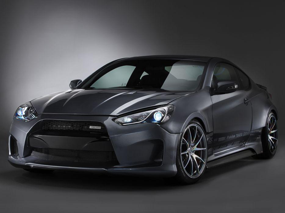 2013 ARK-Performance Hyundai Genesis Coupe Legato tuning  g wallpaper