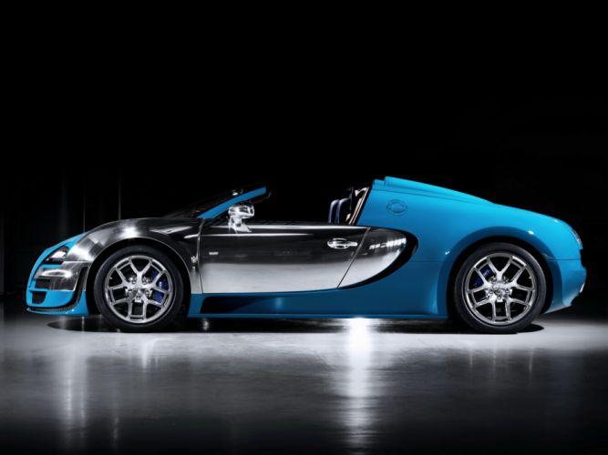 2013 Bugatti Veyron Grand Sport Roadster Vitesse Meo Constantini supercar r wallpaper