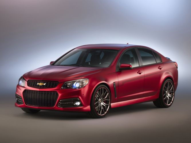 2013 Chevrolet SS by Jeff Gordon tuning muscle s-s g wallpaper