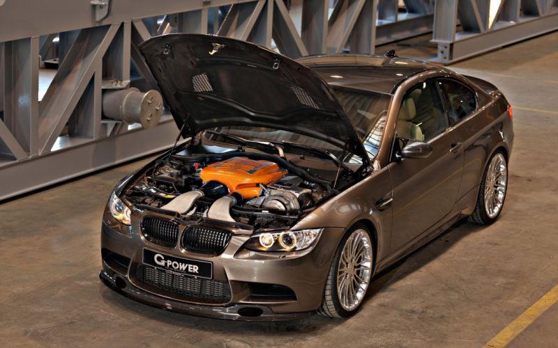 2013 G-Power BMW M3 Hurricane RS tuning r-s m-3 engine g wallpaper