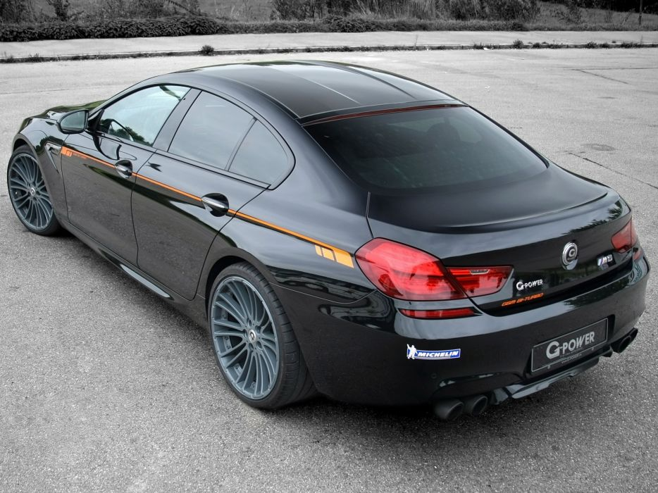 2013 G-Power BMW M6 Gran Coupe (F06) tuning m-6   g wallpaper