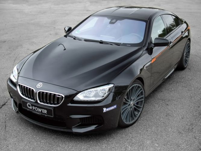 2013 G-Power BMW M6 Gran Coupe (F06) tuning m-6 gs wallpaper
